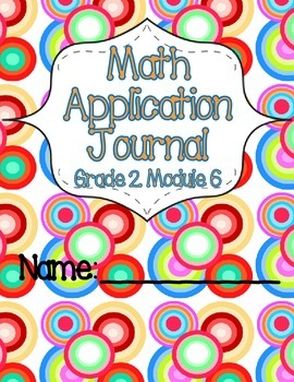Engage NY Eureka Math Grade 2 Module 6 Application Problem