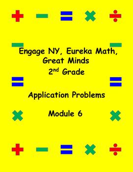Engage NY Eureka Math Grade 2 Module 6 Application Problem