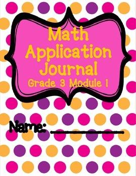 Engage NY Eureka Math Grade 3 Module 1 Application Problem
