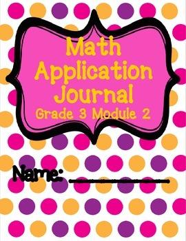 Engage NY Eureka Math Grade 3 Module 2 Application Problem