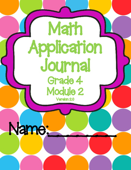 Engage NY Eureka Math Grade 4 Module 2 Application Problem