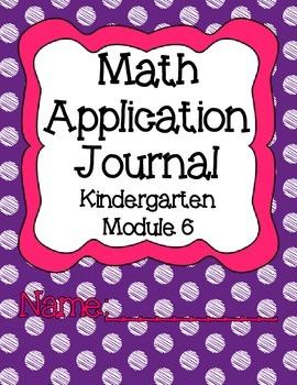 Engage NY Eureka Math Kindergarten Module 6 Application Pr