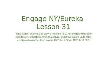 Engage NY/Eureka Math Module 1 Lesson 31