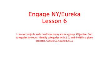 Engage NY/Eureka Math Module 1 Lesson 6