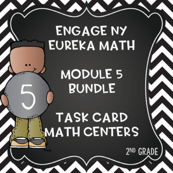 Engage NY Eureka Math Module 5:Lesson 1-20 BUNDLED Math Ce