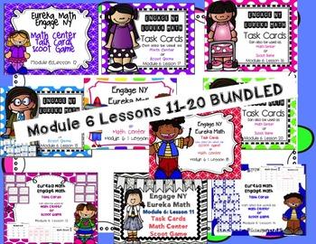 Engage NY Eureka Math Module 6 :Lesson 11-20 BUNDLED Math