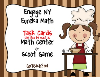 Engage NY Eureka Math Module 6 : Lesson 6  Math Center - T