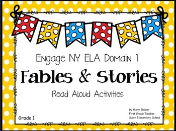 Engage NY Grade 1 Read-Aloud Fables and Stories