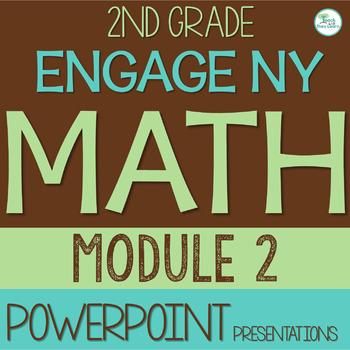Engage NY Smart Board 2nd Grade Module 2 ENTIRE MODULE Les
