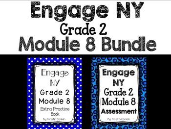 Engage NY Grade 2 Module 8 BUNDLE