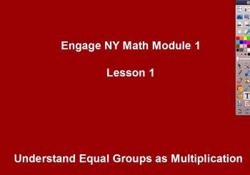 Engage NY Grade 3 Module 1 Lesson 1
