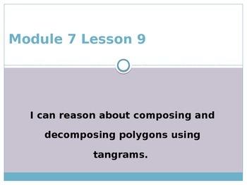 Engage New York / Eureka Grade 3 Module 7 Lesson 9 PowerPoint