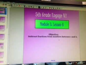 Engage NY (Eureka Math) Entire Grade 5 Module 3 Smart Boar