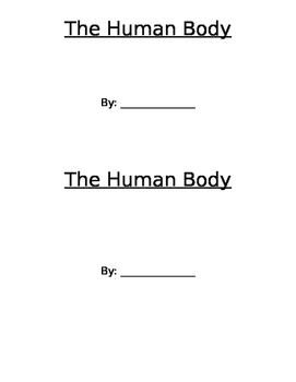 Engage NY Human Body Student Book