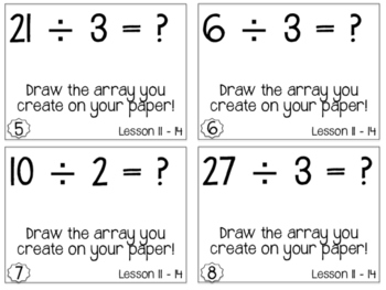 Engage NY Lessons 11 - 14 Review Task Cards