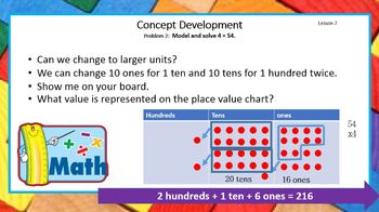 4.3.CD Math Module 3 Topic C and D Engage NY 4th Grade  Ne