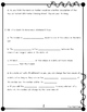 Engage NY Math 6, Module 6 Topic C Review