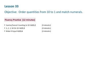 Engage NY Math Module 1 / Eureka Math Module 1 Topic H