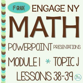 Engage NY Math SMART Board 1st Grade Module 1 Topic J Less