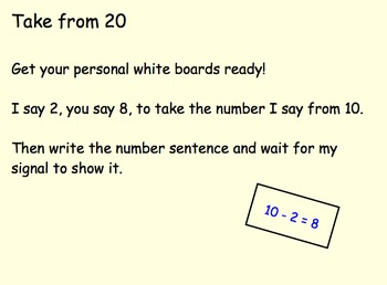 Engage NY Math Second Grade Module 1 Lesson 7 Notebook