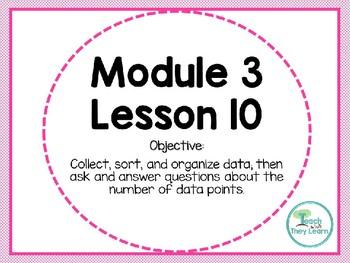 Engage NY Math Smart Board 1st Grade Module 3 Lesson 10