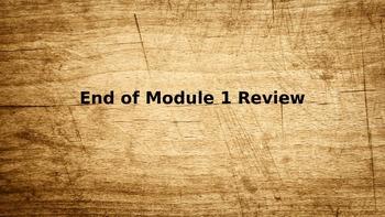 Engage NY/Eureka Math 4th grade Module 1 End of Module Exa