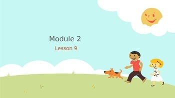 Engage NY Module 2 Lesson 9 PowerPoint