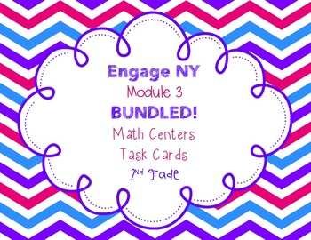 Engage NY Eureka Math Module 3-BUNDLED-Math Centers - Task