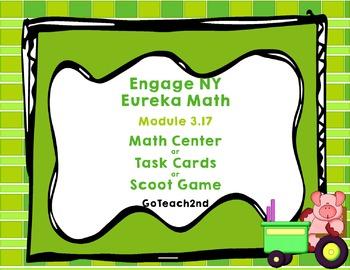 Engage NY- Eureka Math  Module 3 Lesson 17  Math Centers -