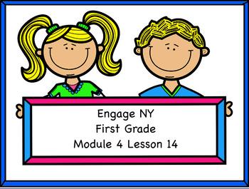 Engage NY Module 4 Lesson 14