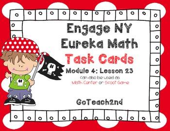 Engage NY Eurkea Math Module 4 Lesson 23  Math Centers - T
