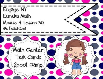 Engage NY  Eureka Math Module 4 Lesson 30 Math Centers - T