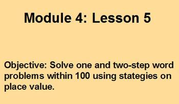 Engage NY Module 4 Lesson 5 Flipchart