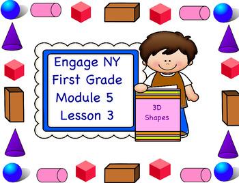Engage NY Module 5 Lesson 3