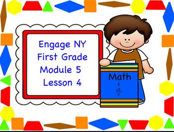 Engage NY Module 5 Lesson 4