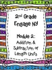 Engage NY Module Cover Sheets {2nd Grade}