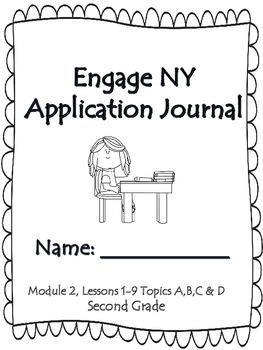 Engage NY Second Grade Module 2 Lessons 1-9 Application Pr