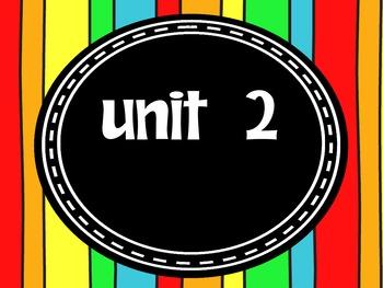 Engage NY Skills Unit 2 Lessons 11-15