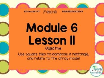 Engage NY Smart Board 2nd Grade Module 6 Lesson 11