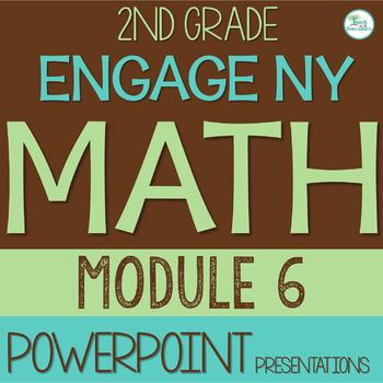 Engage NY Smart Board 2nd Grade Module 6 ENTIRE MODULE Les
