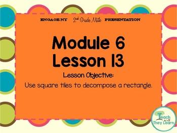Engage NY Smart Board 2nd Grade Module 7 Lesson 13