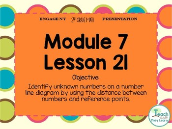 Engage NY Smart Board 2nd Grade Module 7 Lesson 21