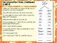 Engage NY Smart Board 2nd Grade Module 7 Lesson 6