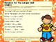 Engage NY Smart Board 2nd Grade Module 8 Lesson 9