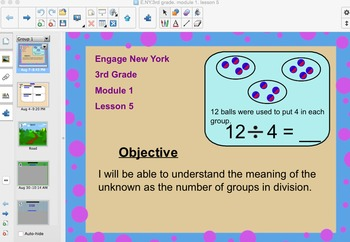 Engage New York 3rd Grade, Module 1, Lesson 5