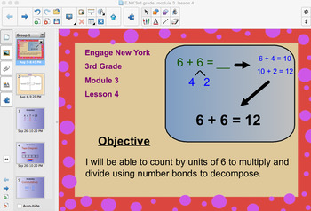 Engage New York 3rd Grade, Module 3, Lesson 4