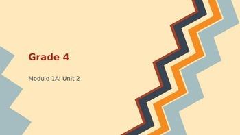 Engage New York ELA Grade 4: Module 1A: Unit 2: Lesson 2