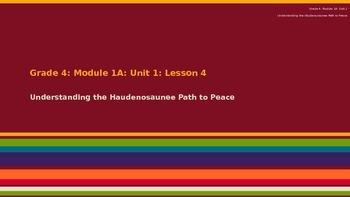 Engage New York ELA Module 1 Lesson 4 Fourth Grade