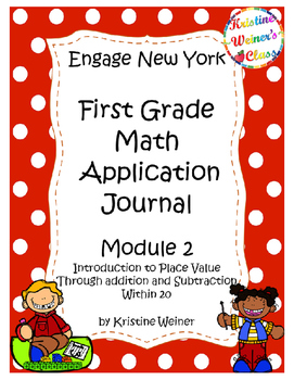Engage New York / Eureka Application Problems First Grade