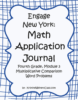 Engage New York / Eureka Application Problems Fourth Grade